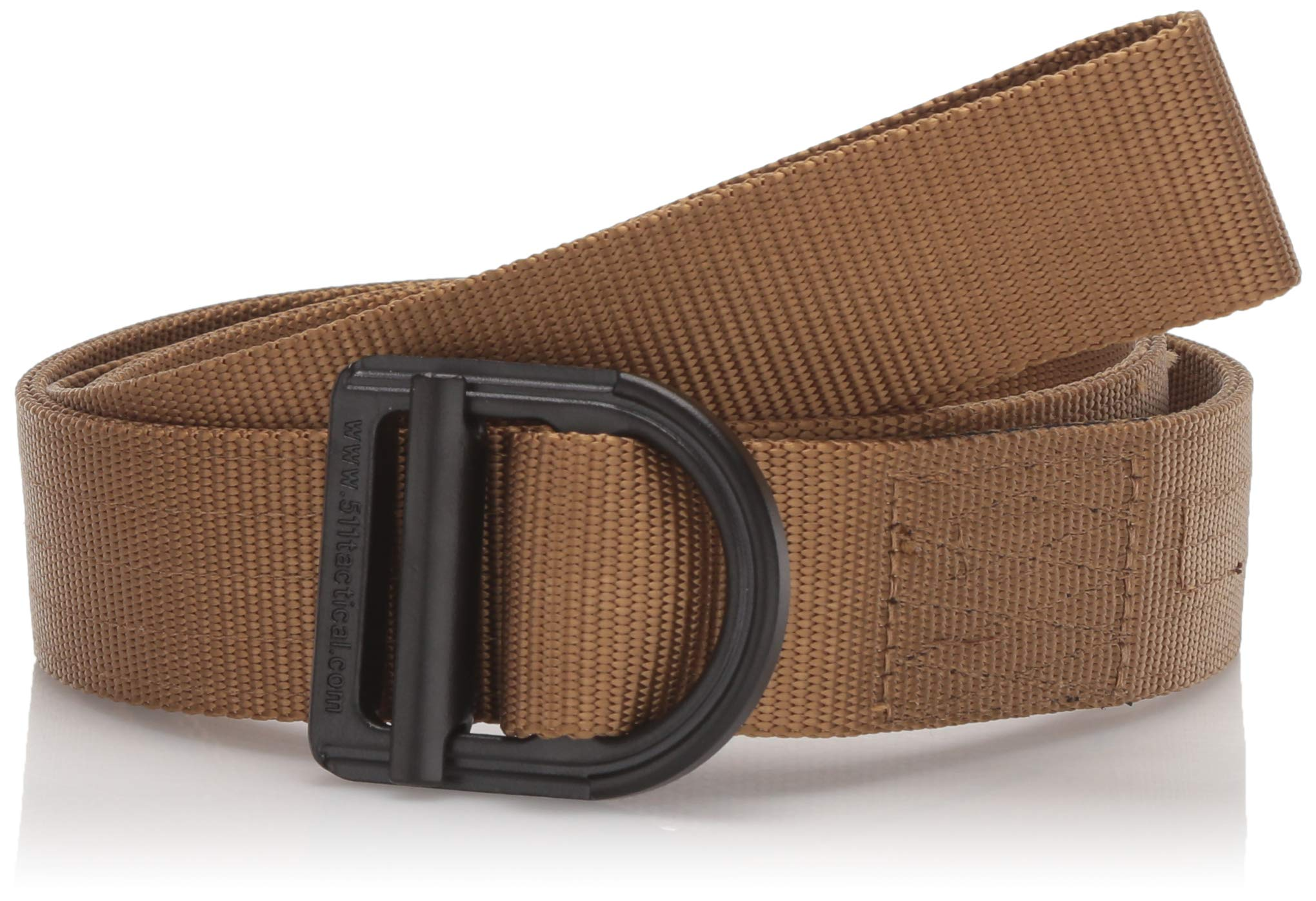 5.11  Trainer 1.5'' Tactical Belt, Heavy Duty for Military and Law Enforcement, Style 59409, Coyote (120), 3XL by 5.11