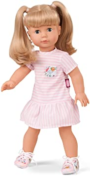 Puppe mit schlafaugen