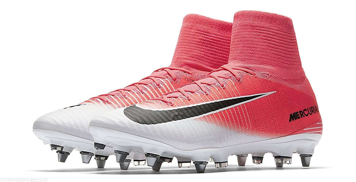 cheaper 9f6ba 5423e Amazon.com | Nike Mercurial Superfly V SG-PRO 831956-602 Sz ...