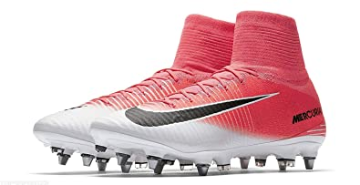 cheaper ea8ff 99627 Amazon.com | Nike Mercurial Superfly V SG-PRO 831956-602 Sz ...