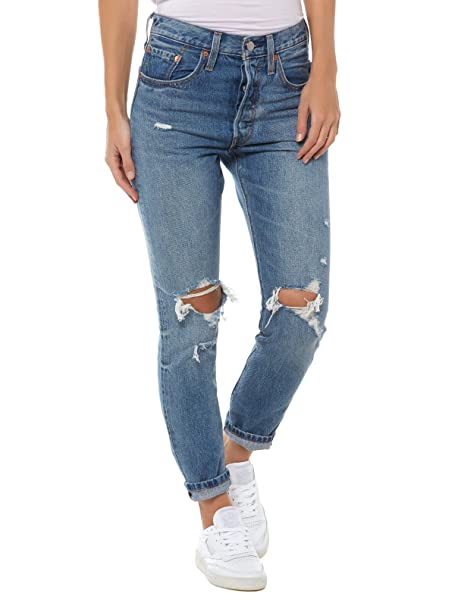0a968798 LEVI'S Jeans for women 501 29502-0008 SKINNY: Amazon.co.uk: Clothing