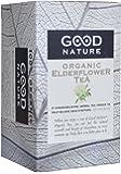 Good Nature Organic Elderflower Tea,  1.07 Ounce