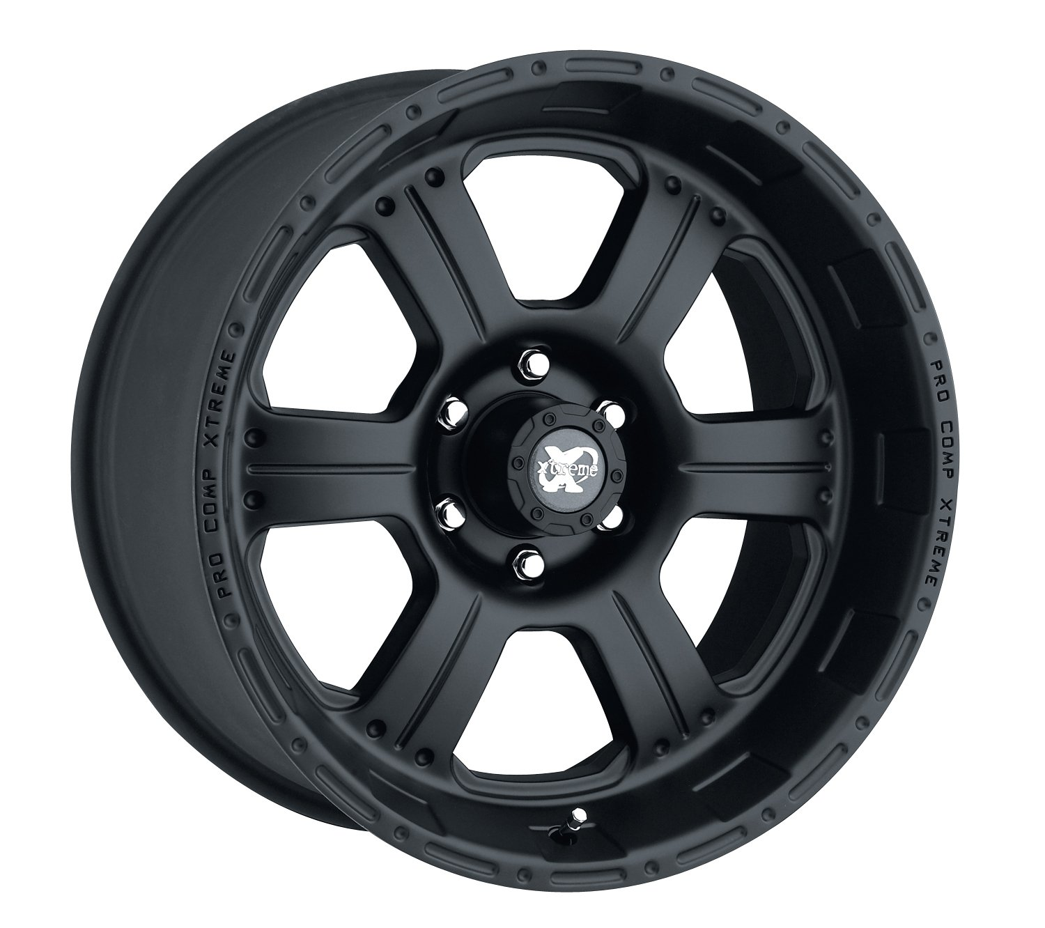 Pro Comp Alloys Series 89 Wheel with Flat Black Finish (17x8''/5x114.3mm)
