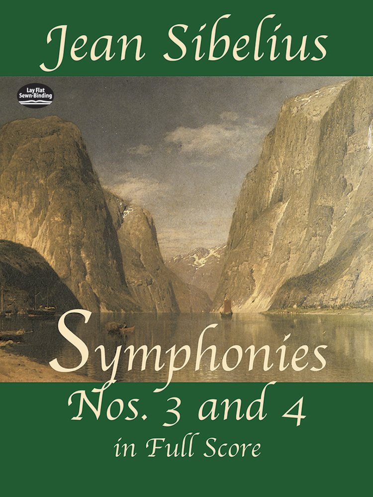 Symphonies Nos. 3 And 4 In Full Score  Dover Music Scores