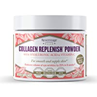 Reserveage, Collagen Replenish Powder, Skin and Nail Supplement, Supports Collagen...