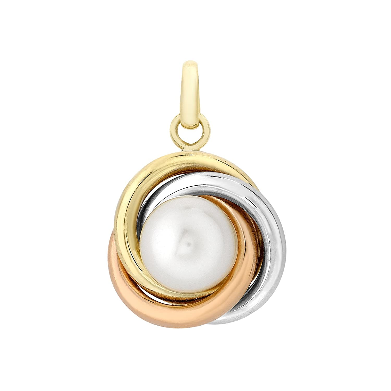 Carissima Gold Damen-Halskette 375 3.66.0219