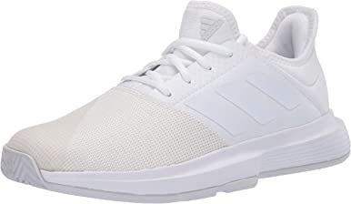 adidas Game Court - Zapatillas de tenis anchas para mujer