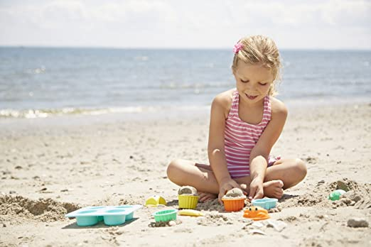 Melissa & Doug Sunny Patch Seaside Sidekicks Sand Cupcake Play Set Review