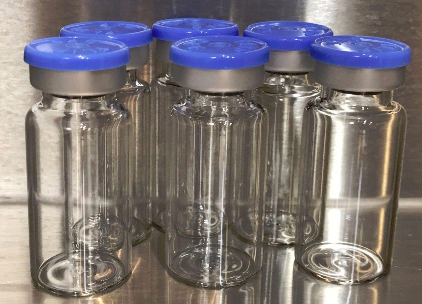 fd11936ccb88 10ml Sterile Clear Vials 10 Pack