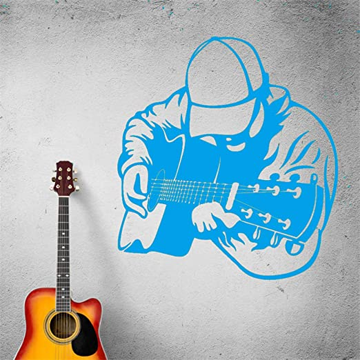 yaoxingfu Música Guitarra de Pared Guitarrista Instrumento ...