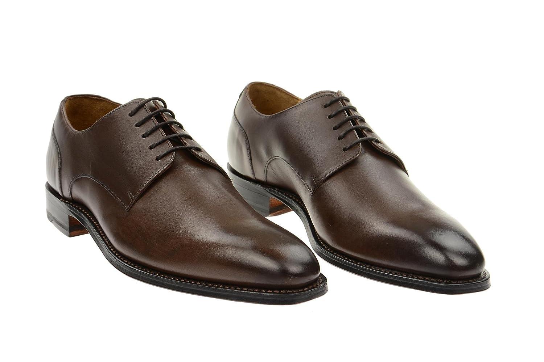 Gordon Gordon Gordon & Bros4374 Marrón Milan - zapatos con cordones Hombre 5082e0