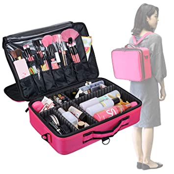 AMASAVA Makeup Cosmetic Case f716a57e6544e