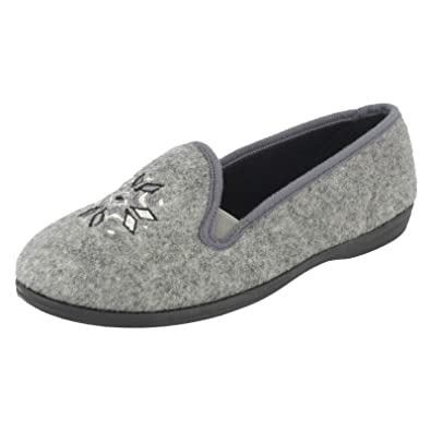 fdc2dcb8675 Clarks Womens Marsha Rose Felt Slippers  Buy Online at Low Prices in India  - Amazon.in