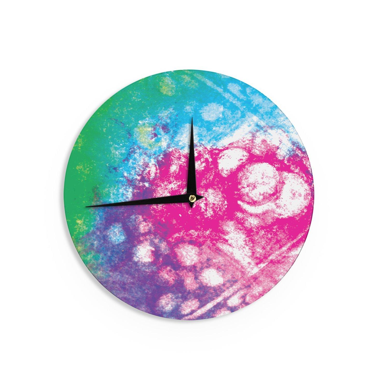 12-Inch Kess InHouse Mary Bateman Nastalgia Wall Clock