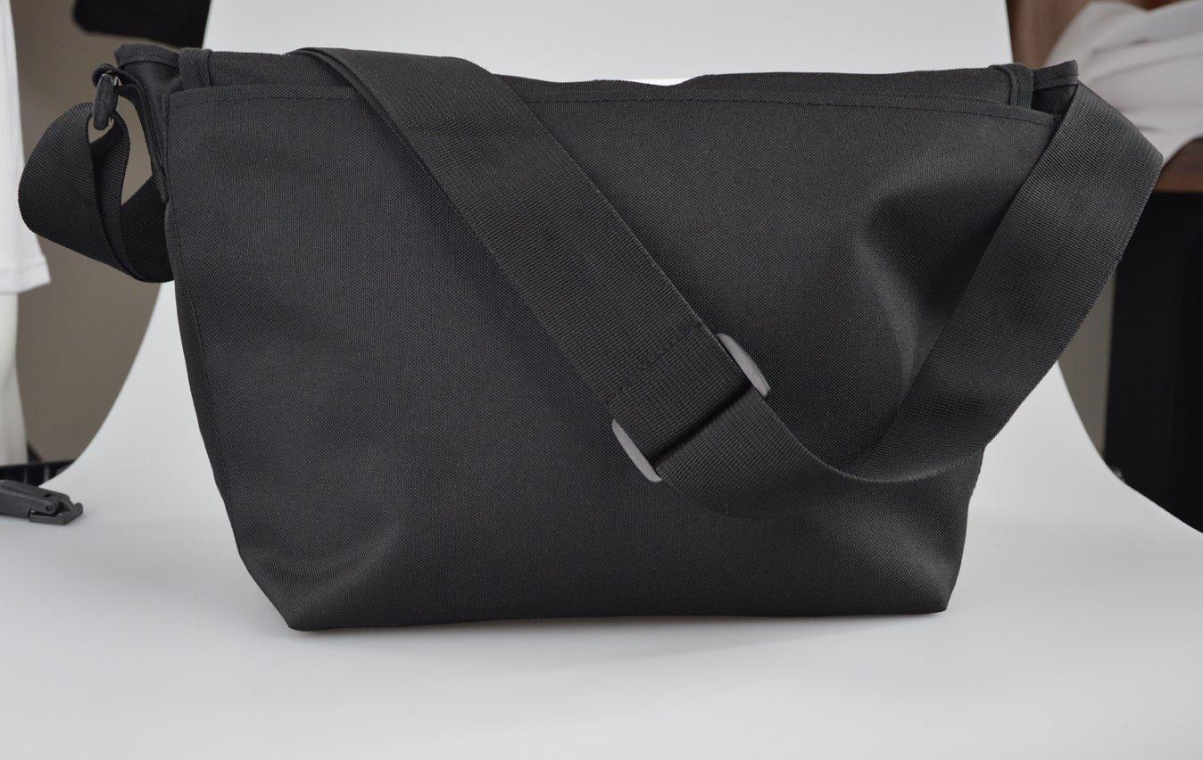 Lov6eoorheeb Unisex Coat Of Arms Of Czech Republic Wide Diagonal Shoulder Bag Adjustable Shoulder Tote Bag Single Shoulder Backpack For Work,School,Daily by Lov6eoorheeb (Image #2)
