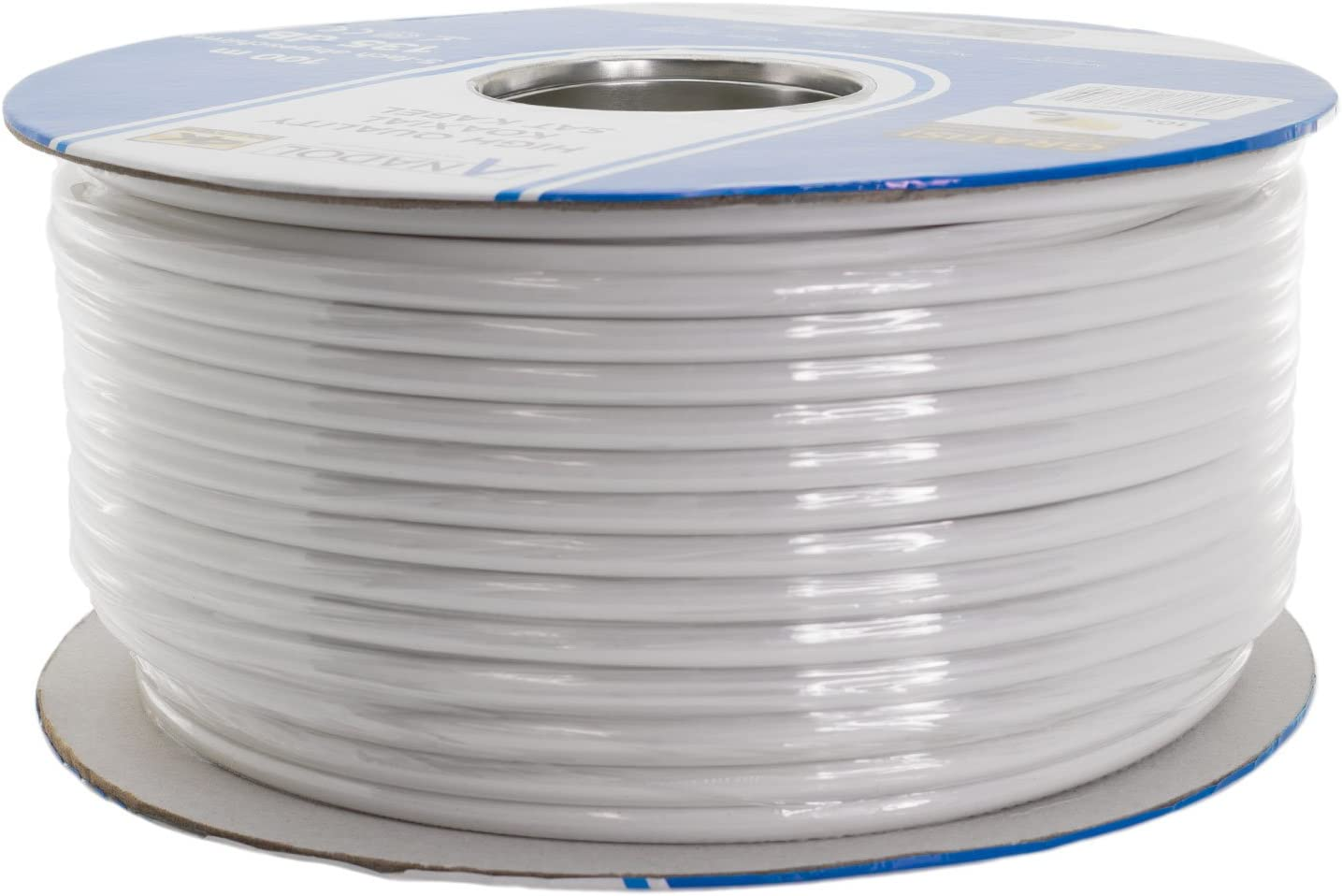 Cable coaxial apantallado de protección contra incendios de Anadol ...