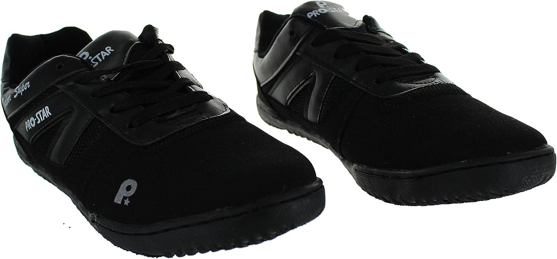 d77dbae6b042e7 Pro-Star Size 11 Men s 11-628-9835 Textile Trainers  Amazon.co.uk  Shoes    Bags