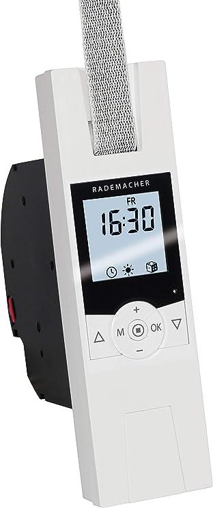Rademacher RolloTron Comfort DuoFern Funk Unterputz Gurtwickler Rolladen Antrieb