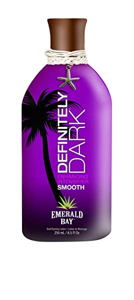 Emerald Bay Definitely Dark Smooth Tanning Lotion 8.5 oz.