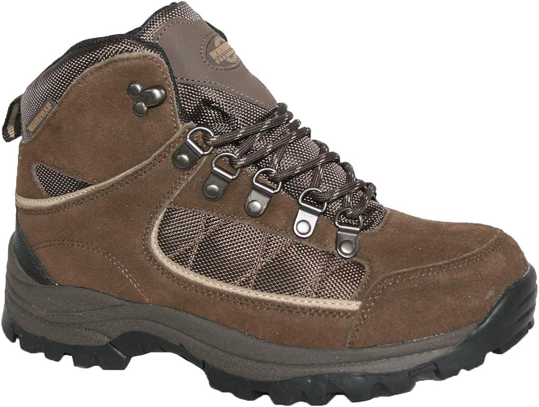 Northwest Territory Ladies Trek Lightweight Walking//Hiking Trekking Waterproof Boots