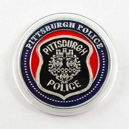 Amazon com: Art Crafter USPD Pittsburgh Police Challenge