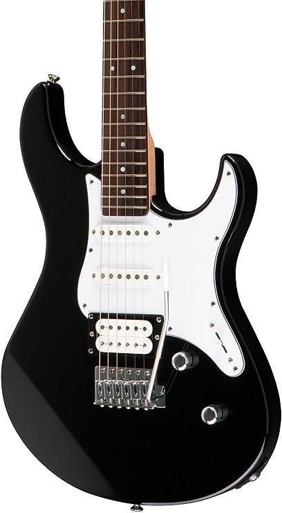 Yamaha - Guitarra eléctrica pacifica pa-112v ovs: Amazon.es ...