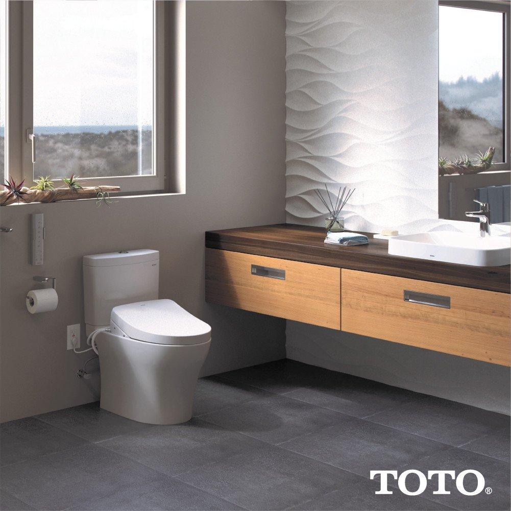 Amazon.com: TOTO SW3046#12 S500e Washlet Electronic Bidet Toilet ...