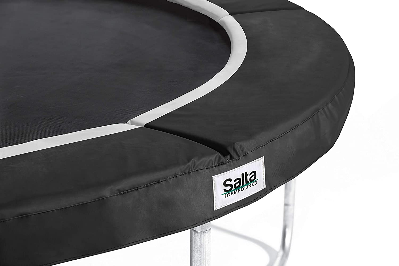nueva marca Salta 12 ft 366 cm de de de Seguridad Pad (Negro)  directo de fábrica