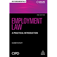 Employment Law: A Practical Introduction (HR Fundamentals Book 17)