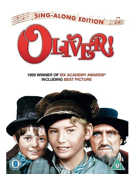 Oliver! [DVD]: Amazon.es: Ron Moody, Shani Wallis, Oliver ...