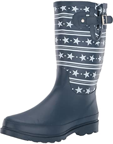f1de6a959 Western Chief Women's Printed Tall Rain Boot