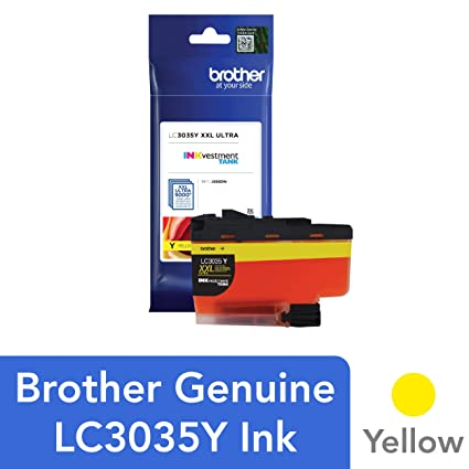 Brother LC3035Y cartucho de tinta Original Amarillo 1 pieza ...