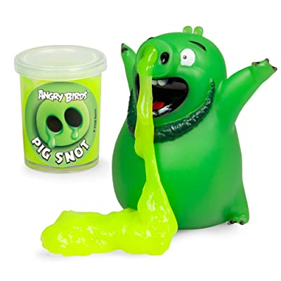 Tobar 36747 Angry Birds Snot Nose Leonard, Green: Toys & Games [5Bkhe0501216]