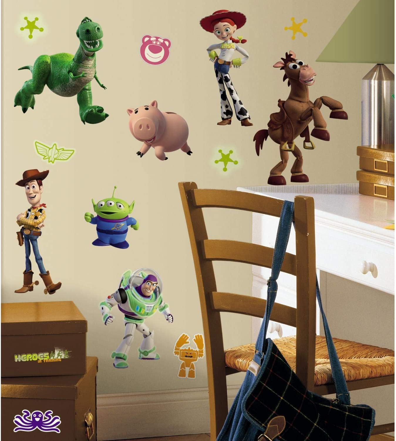 WOODY TOY STORY wall sticker Kids Pixar Disney Wall Art Decal Sticker