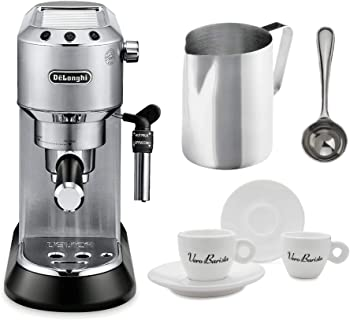 DeLonghi EC685M Dedica Deluxe Pump Espresso Machine + $31.35 Credit