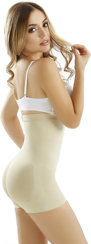 ShapEager Fajas Colombianas Faja para Mujer Quema Grasa Adelgaza Women Shapewear Seamless Shaper Boxer