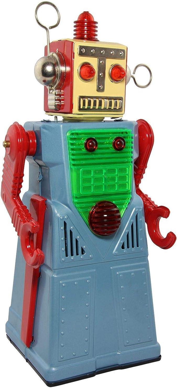 Freak Scene Robot - Robot de hojalata - Chief Robotman - Blue ...