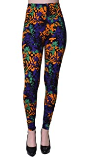 c88be85a08eae4 VIV Collection Popular Printed Brushed Buttery Soft Leggings Regular Plus  40+ Designs List 2