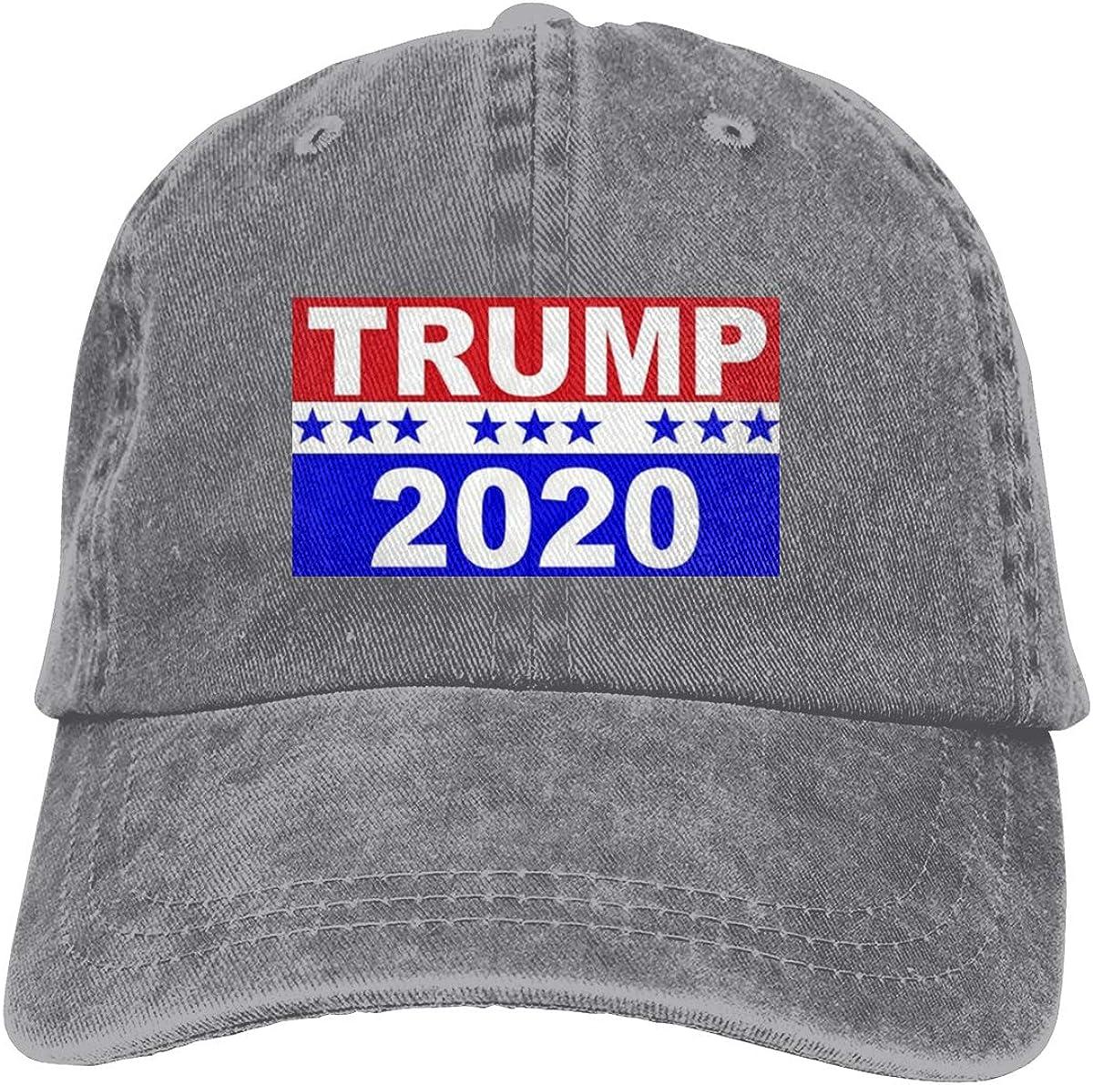 trump 2020 cowboy hat