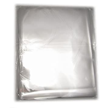 Amazon.com: 100Pcs 12x16 Clear Cello/Cellophane Bags Treat ...
