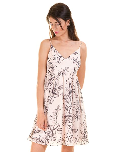 Vila Vigola Dress Rosa S