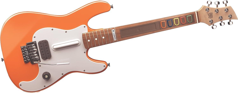 Logitech Xbox 360 Wireless Guitar [Importación francesa]: Amazon ...