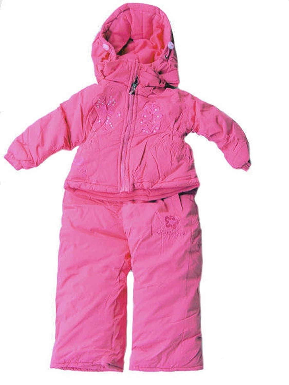 Baby Kleinkind Skianzug, Schneeanzug pink, KAID1009