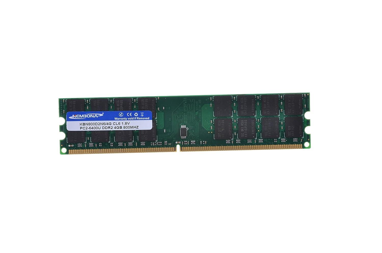 Amazon.com: Módulo de memoria RAM DDR2 800 MHz 4 GB PC de ...
