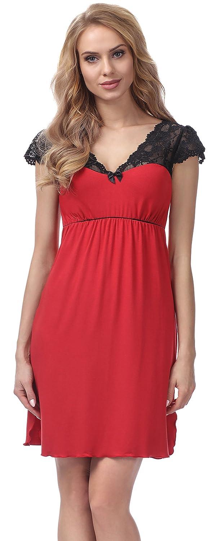 Merry Style Camicia da Notte Donna MS10-110