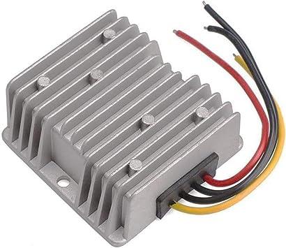 24 V à 19 V 5 A auto voiture moteur électrique étanche Alimentation Conv DC-DC Module