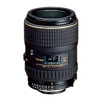 Tokina 100 mm f/2.8 ATX M PRO D Macro Autofocus - Objetivo para Nikon (distancia focal fija 100mm, apertura f/2.8-32, diámetro: 55mm) color negro