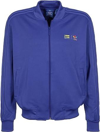 Adidas Originals x Pharrell Williams Supercolor Track Jacket (Bold
