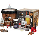 Brewferm Buckriders Belgian Home Brewing Deluxe Craft Beer Kit. Homebrewing made simple! Includes Sacred Saison Craft…