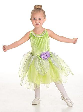 Little Adventures Tinkerbell Fairy Girls Costume - Small (1-3 yrs)  sc 1 st  Amazon.com & Amazon.com: Little Adventures Fairy u0026 Dance Costume: Clothing